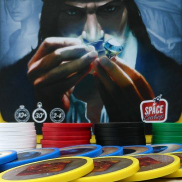 Splendor First Impression When You Blow The Budget On Sweet Poker Chips