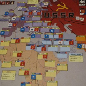 Twilight Struggle Review The Struggle Is Real