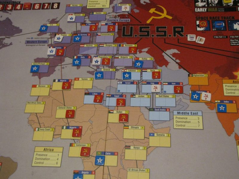 Twilight Struggle Review - The Thoughtful Gamer image