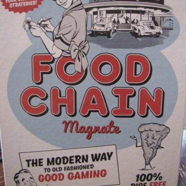 Food Chain Magnate First Impression Ronald McDonald Puts On The Brass Knuckles