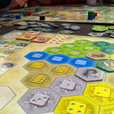 The Castles of Burgundy Review Baroque
