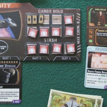 Firefly: The Board Game Review You can't take the sky from me!