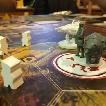 Podcast Episode 2: Blood Rage, Scythe, and Food Chain Magnate