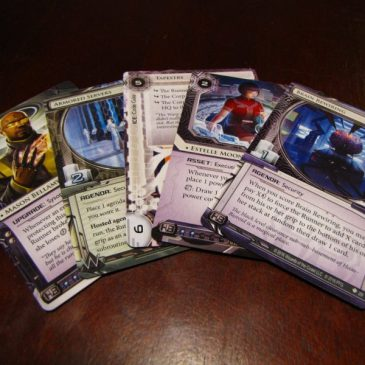 Netrunner Week Bonus Post: Terminal Directive Starter Decks The Best Week Of The Year
