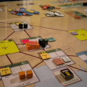 Abstracting Death: Thoughts About Board Games and War