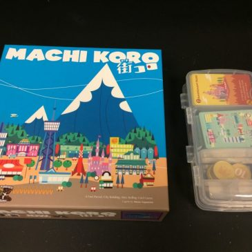 Machi Koro Review More Like Machi Bore-o