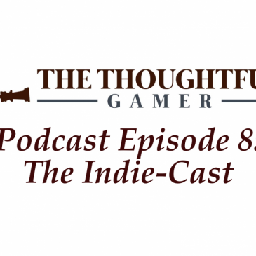 Podcast Episode 8: The Indie-Cast