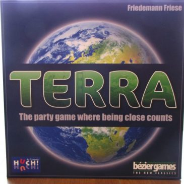 Terra Review Minus The Mystica