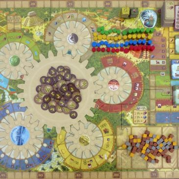 Tzolk'in Review Time Is A Flat Circle