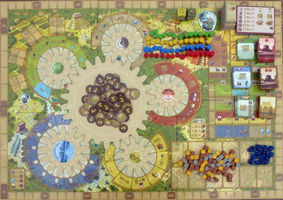 Tzolk'in Review