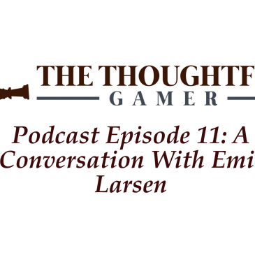 Podcast Episode 11: A Conversation With Emil Larsen