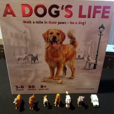 A Dog's Life Review Dog Days