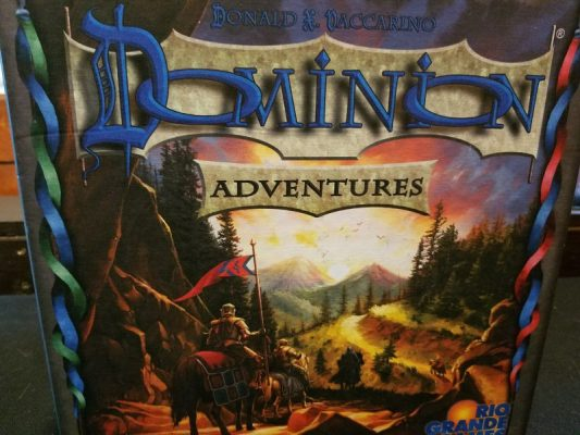 Dominion Expansion Mini-Reviews