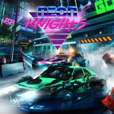 Podcast: A Discussion With Luca Caltabiano About Neon Knights 2086
