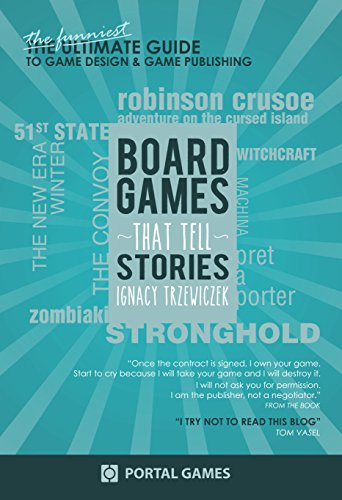 Book Review: Boardgames That Tell Stories