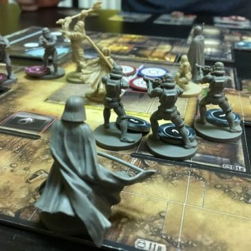 Star Wars: Imperial Assault Review An Elegant Weapon For A More Civilized Age