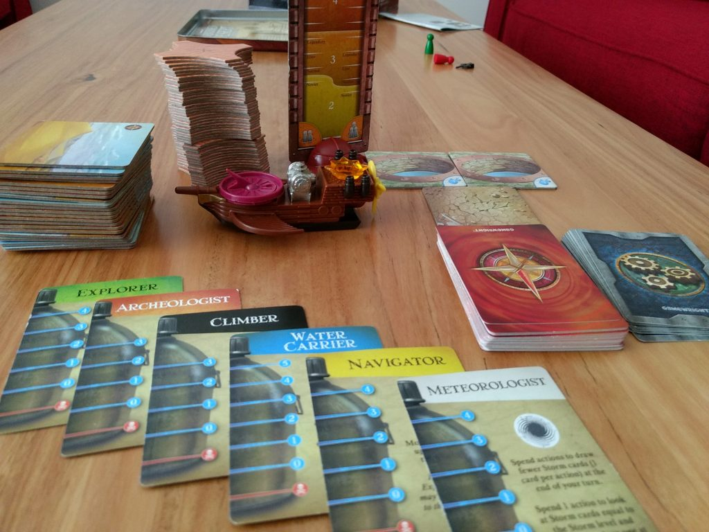 Forbidden Desert Review - The Thoughtful Gamer image