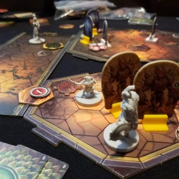 Gloomhaven First Impression All Aboard The Hype Train