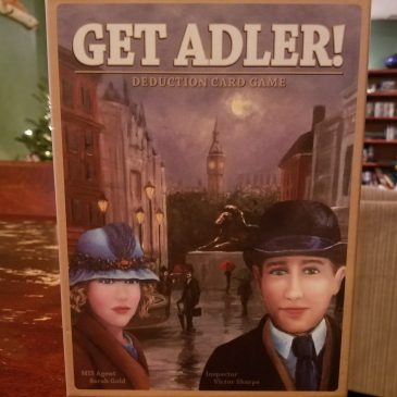 Get Adler! Deduction Card Game Review Not Bad, Old Chap