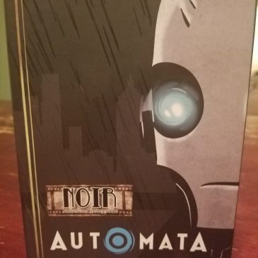 Automata NOIR First Impression Cat And Robot