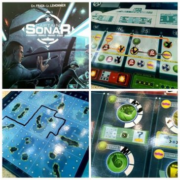Captain Sonar Review SUBterfuge