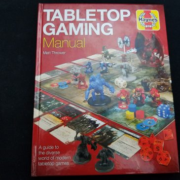 Tabletop Gaming Manual Review