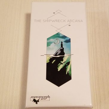 The Shipwreck Arcana Review