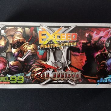 Exceed Fighting System First Impression Exceedingly Clever