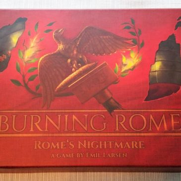 Burning Rome First Impression