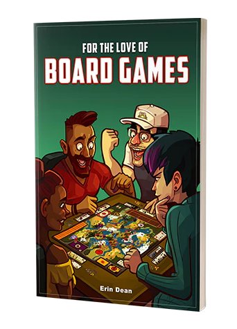 For The Love Of Board Games Preview
