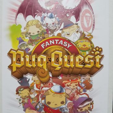 Fantasy Pug Quest (Very) First Impressions