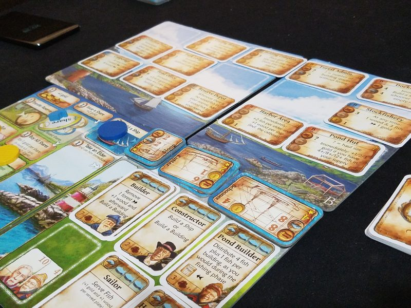 Nusfjord Review - The Thoughtful Gamer image