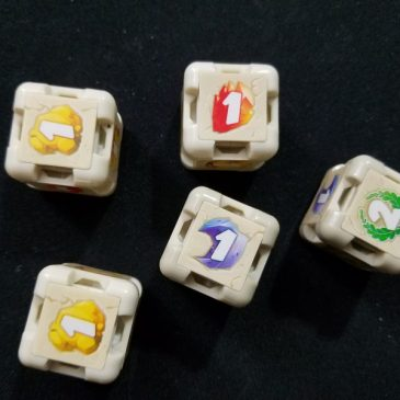 Dice Forge Review