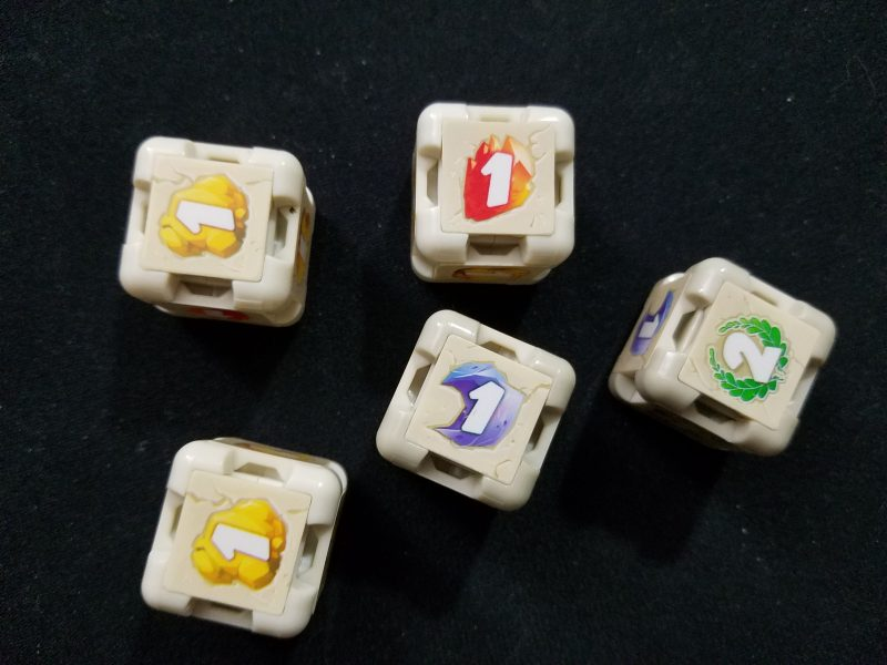 Dice Forge Review - The Thoughtful Gamer image