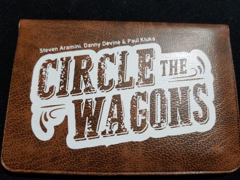 Circle the Wagons Review - The Thoughtful Gamer image
