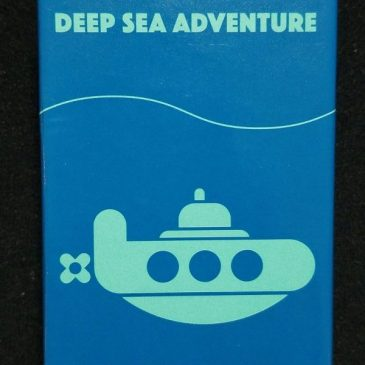 Deep Sea Adventure Review