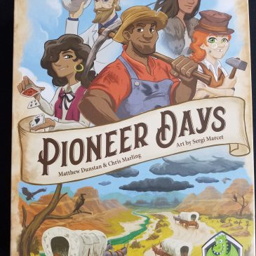 Pioneer Days Review