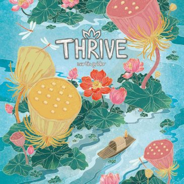 """Podcast: A Conversation With Adam Rehberg About """"Thrive"""""""