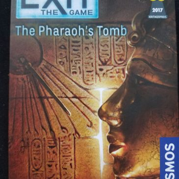EXIT: The Pharaoh's Tomb Review
