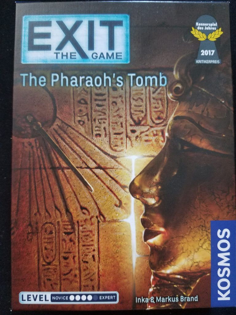 EXIT: The Pharaoh's Tomb Review image