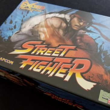 Overview of Exceed: Street Fighter