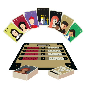 Reigns: The Council Review